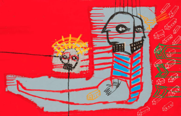 Un'opera di Gian Ruggero Manzoni