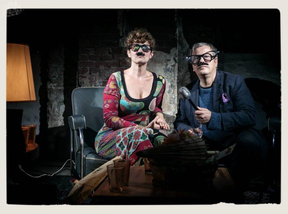 Elena Varvello e Dario Voltolini Foto di Federico Botta