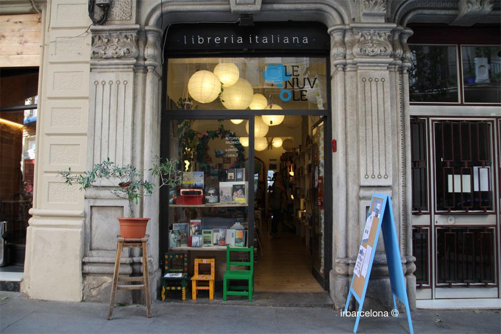 Libreria-Italiana-Le-nuvole