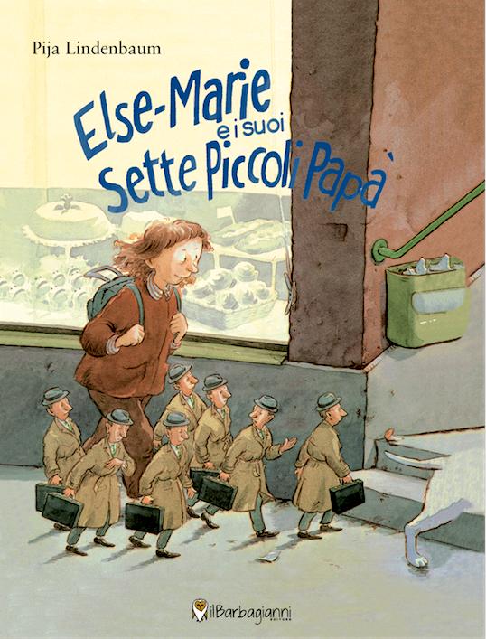 copertina Pija Lindenbaum