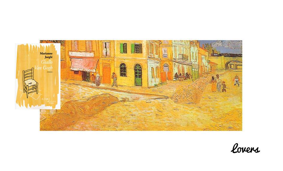 Marianne Jaeglé, Giallo Van Gogh