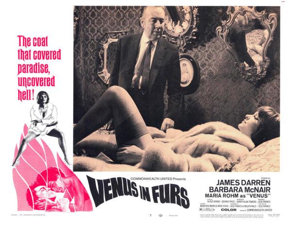 Leopold Sacher-Masoch, Venus in furs