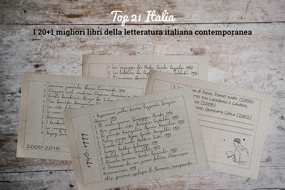 Top 21 Italia