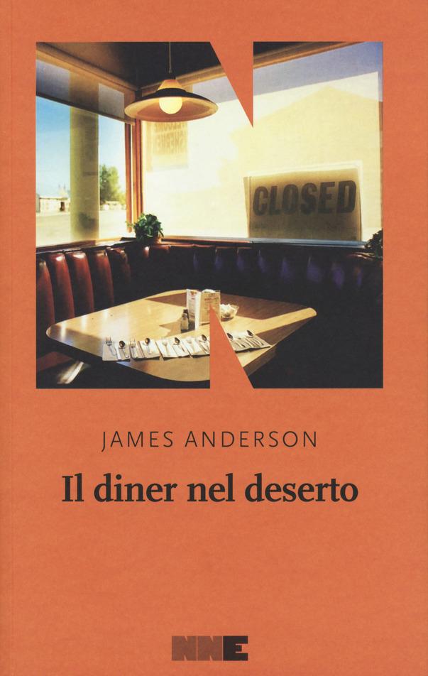 Il diner nel deserto di James Anderson