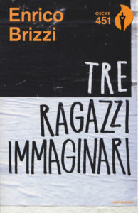 Tre ragazzi immaginari di Enrico Brizzi