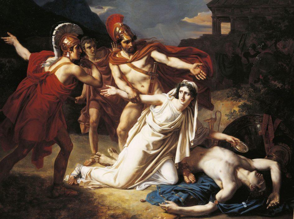 Antigone di Sébastien Norblin