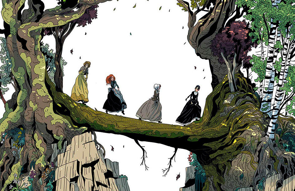 Le figlie di Salem di Thomas Gilbert