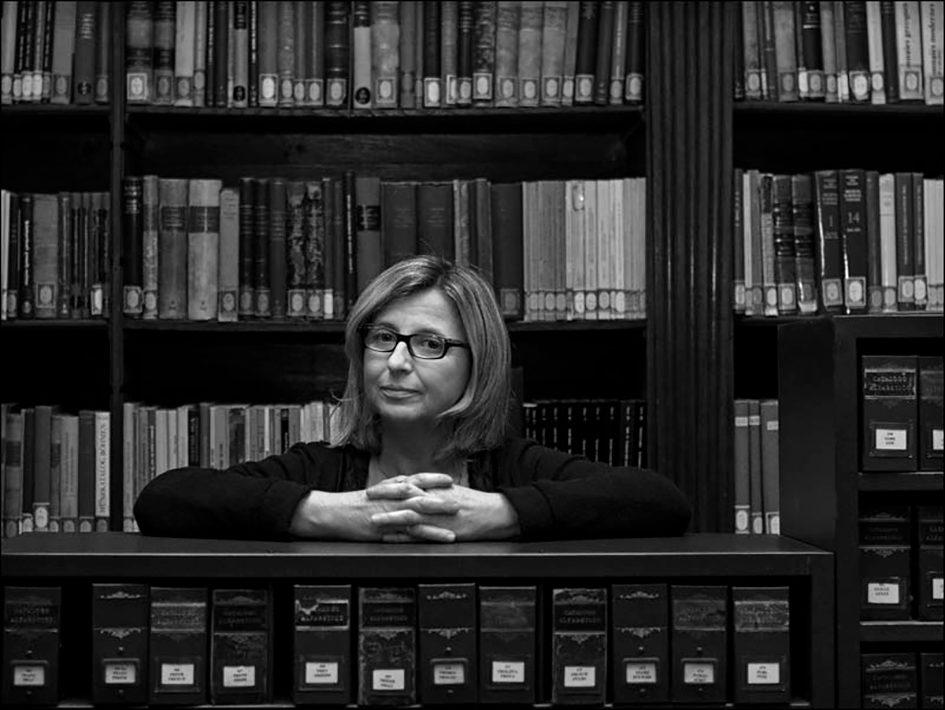 Rosaria Lo Russo fotografata da Dino Ignani