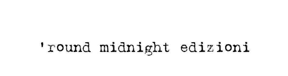 Round midnight edizioni
