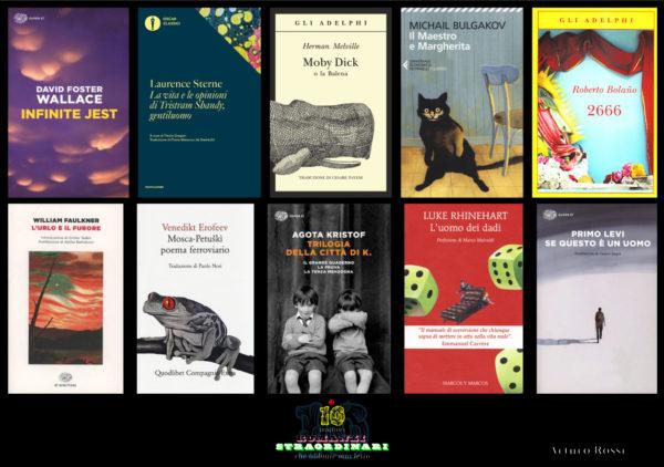 La lista dei 10 migliori romanzi straordinari