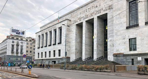 Milano, Palazzo di Giustizia