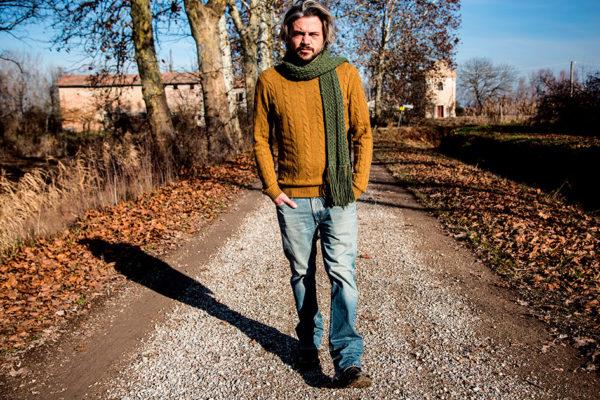 Roberto Camurri. Foto di Daniela Calzolari