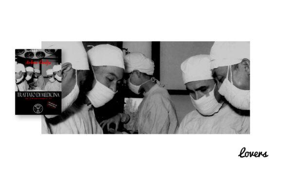 Trattato di medicina in 19 racconti e ½ di Arben Dedja