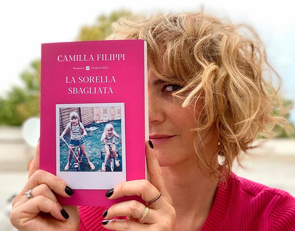 La sorella sbagliata di Camilla Filippi