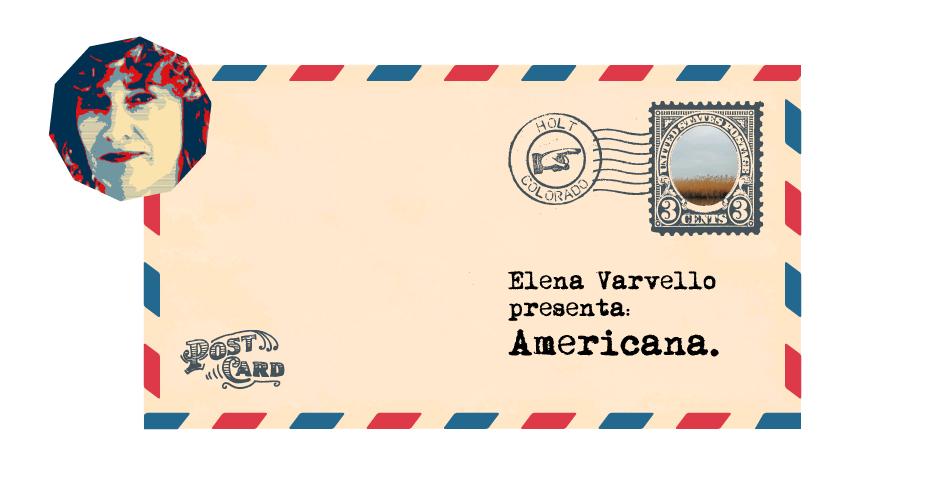 Americana #3 di Elena Varvello