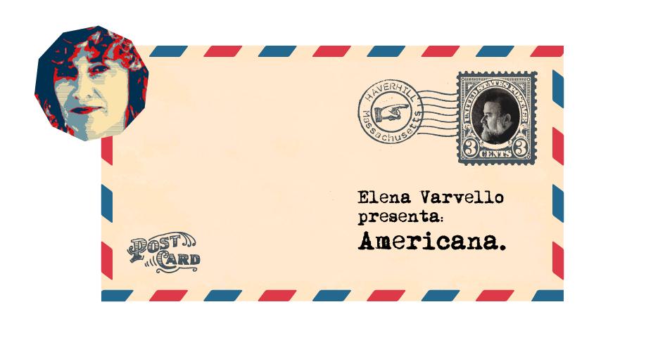 Americana #11 di Elena Varvello