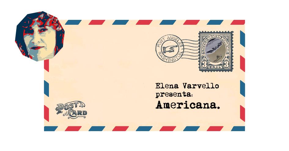 Americana #14 di Elena Varvello