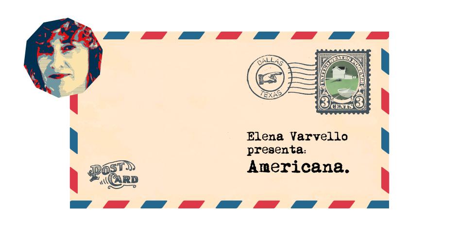 Americana #15 di Elena Varvello