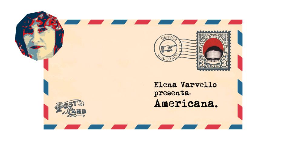 Americana #19 di Elena Varvello