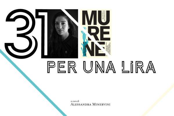 Murene di Manuela Antonucci