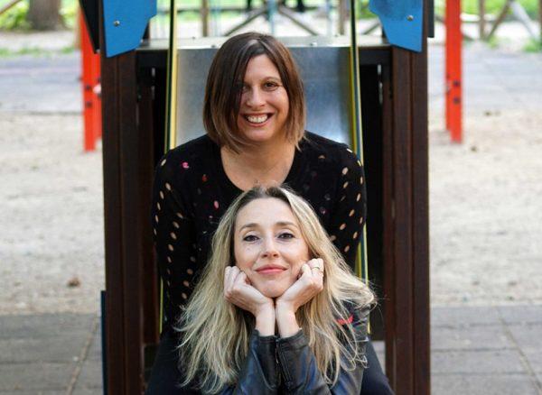 Francesca Angeleri e Alessandra Contin