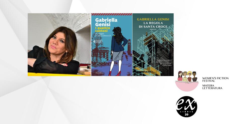 Intervista a Gabriella Genisi