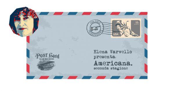 Americana #25 di Elena Varvello